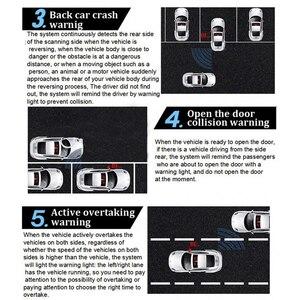 Image 4 - Araba için oBD OBD2 evrensel araba kör nokta izleme sistemi dikiz sensörü izleme sistemi