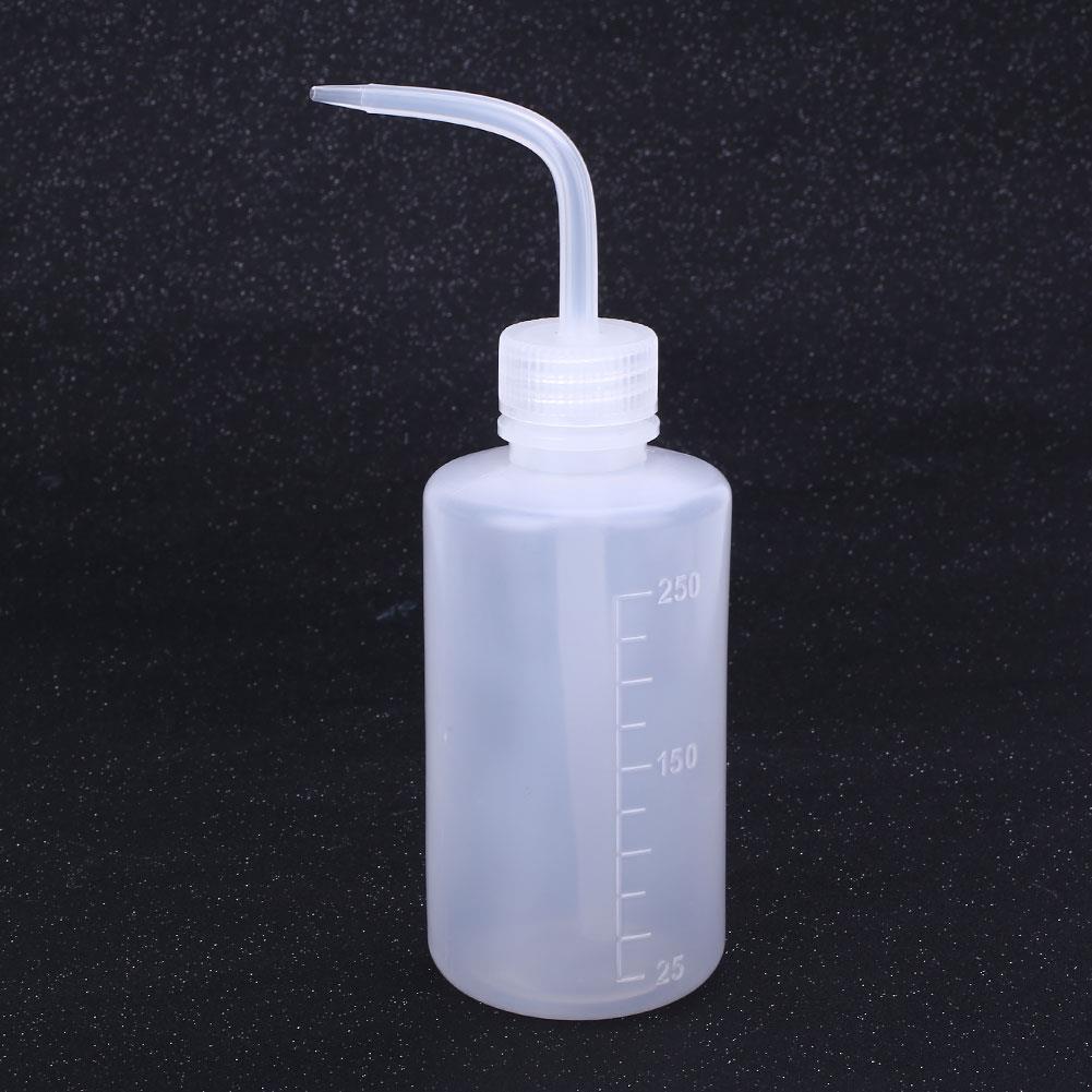 Флаконы для ухода за суккулентами 250 мл 250 мл 250 мл, садовые инструменты, маленькая насадка для воды, белая отжимная бутылка 250 мл