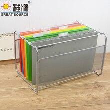 Assembled F/C Suspension Folder Holder Metal Mesh Holder Office Stationery(W39*D28.5*H24.5cm)
