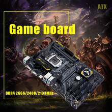 Placa base de escritorio para juegos ASUS TUF H310 PLUS H310 LGA 1151 ATX(China)