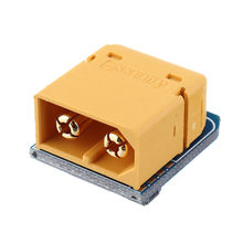 JHEMCU LIPO Suction Lipo Battery Discharger XT60 Plug for 3S 4S 5S 6S Lipo Battery RC Drone Multirotor Spare Parts Accessories(China)