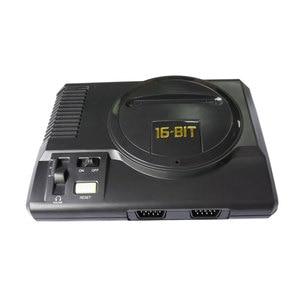 Image 1 - WOLSEN livraison directe 16 bits Mini Console de jeu TV construit en 208 jeux AV sortie