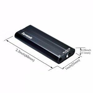 Image 2 - Savetek 미니 클립 usb 펜 8 기가 바이트 16 기가 바이트 음성 활성화 디지털 오디오 보이스 레코더 mp3 플레이어 비 중지 50 시간 녹음 블랙