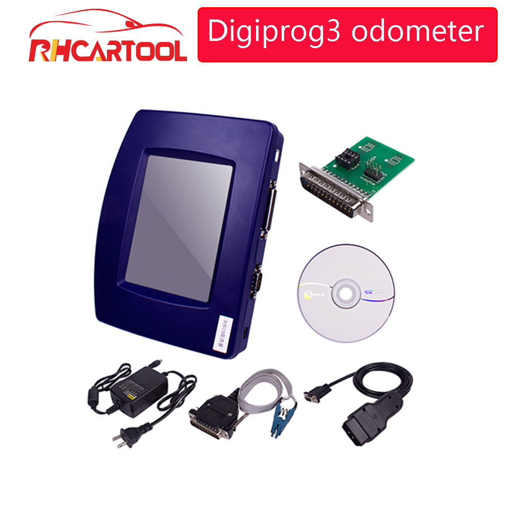 Main Unit of Digiprog III Digiprog 3 V4.94 OBD2 version with ST01 ST04 Cable
