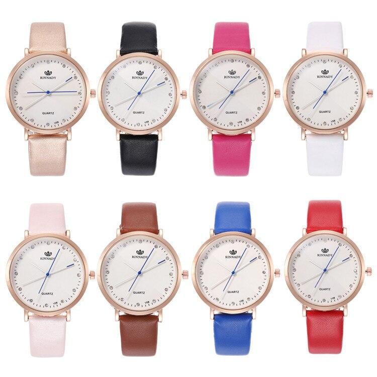 Fashion Belt Series Bracelet Watch Multicolor Fine Surface Set Auger With Ribbon Watch Joker Lady Wrist Watch