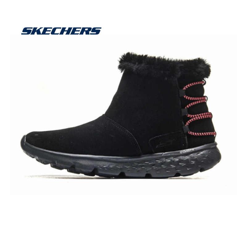 Skechers Winter Boots Women Comfortable