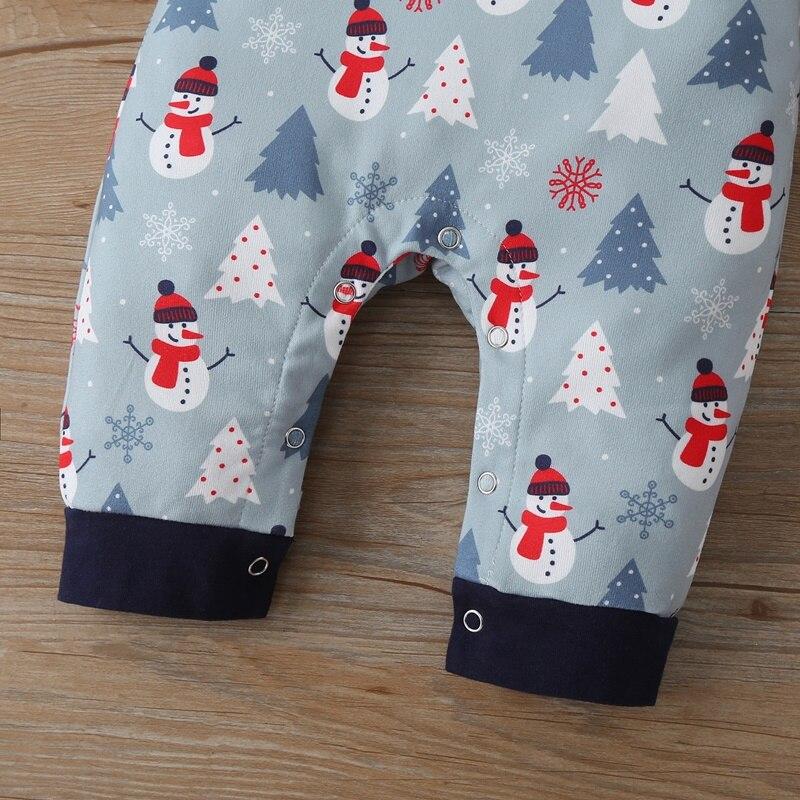 Купить рождественская одежда зимняя для маленьких мальчиков рождественский
