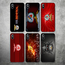 Yinuoda Sport Lisboa e FC Phone Case DIY Shell Picture For Fernades Silicon Soft TPU Cover iPhoneX XR XS MAX 7 8 7plus 6 6S