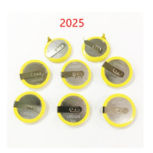 Car key Recharged battery LIR2032 LIR 2032 LIR 2025 LIR2025 model for BMW car key remote control battery