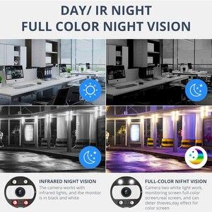Image 4 - MISECU Ai système intelligent 5MP 16CH POE CCTV sécurité NVR Kit humain/visage détecter système de Surveillance de caméra IP extérieur Audio bidirectionnel