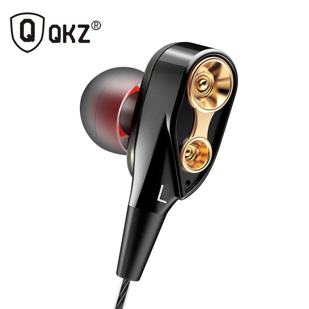 Новый QKZ наушники CK8 3,5 мм проводные наушники стерео 3D сабвуфер, Hi Fi, проводные наушники вкладыши для Samsung iPhone просо pk DM7 DM6|Наушники и гарнитуры|   | АлиЭкспресс