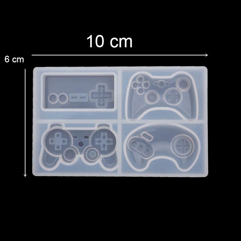 Creative Game Machine Silicone Mold For Diy Truck Key Chain Epoxy Resin Mold Diy Craft Custom Keychain Hot Price Ceebb0 Cicig