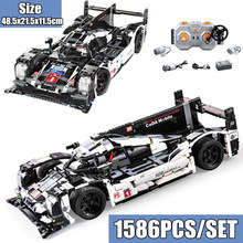 New MOC Super Sport Car Speed Champions City Mobile Fit Legoings Technic Creator Building Block Bricks DIY Toy Kid Birthday Xmas