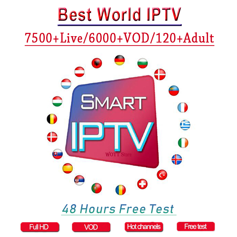 IPTV France Italy Germany Spain Portugal Arabic Code IPTV M3U Android Canada French IP TV Greek Turkey Sweden IPTV Subscription