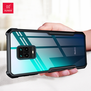 XUNDD Shockproof Case For Redmi Note 9S Case Protective Cover Airbag Bumper Soft Shell For Xiaomi Redmi Note 9 Pro Max Case