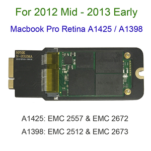 NEW 512GB 1TB SSD For 2012 201