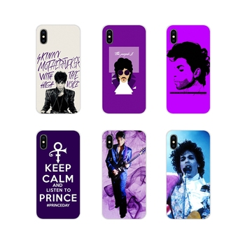 Prince Rogers Nelson Smart Accessories Phone Cover For LG G3 G4 Mini G5 G6 G7 Q6 Q7 Q8 Q9 V10 V20 V30 X Power 2 3 K10 K4 K8 2017 image