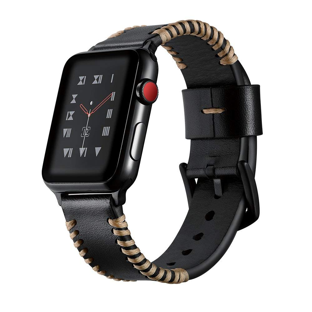 Leather Sport Strap Band