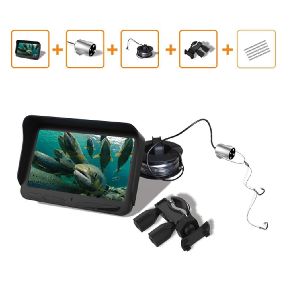 Lokalizator ryb profesjonalne podwodne wędkowanie kamera Night Vision lokalizator ryb System kamer wędkarskich połowów kamery