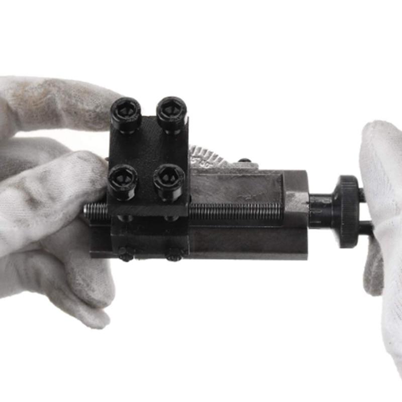 Sieg C0 Drehbare Drehmaschine Werkzeug Halter S/N: 10154 Sieg Mini Drehmaschine Zubehör Drehmaschine Werkzeug Halter Drehen Werkzeug