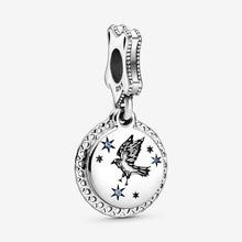 Fashion 925 Sterling Silver Beads  Fit Original Pandora Bracelets Harry Magician Eagle Dangle Charm Women DIY Jewelry Gift недорого