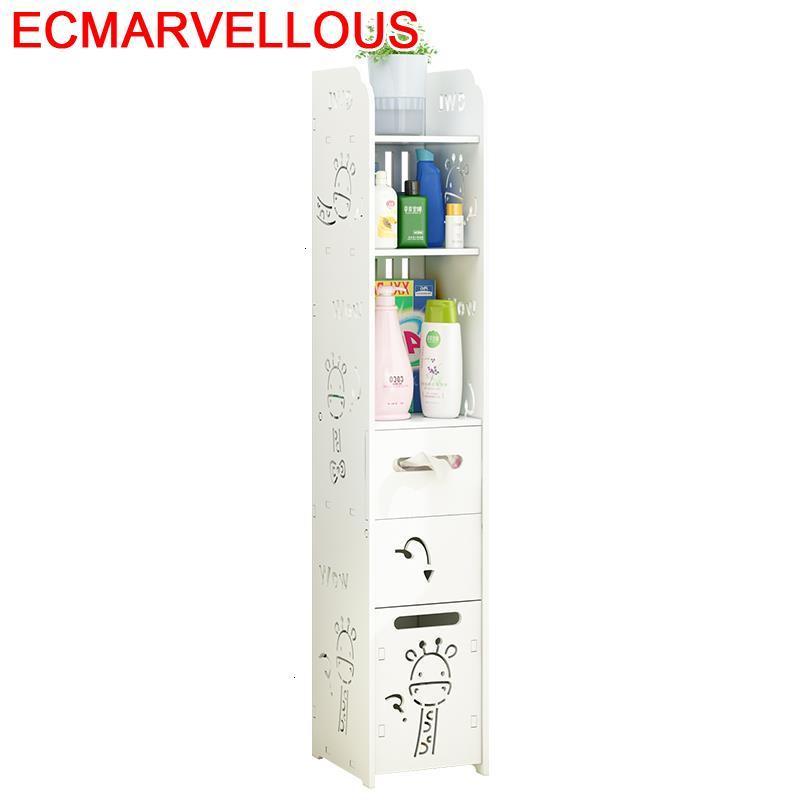 Il Washroom Toilette Rangement Per Home Furniture Armario Banheiro Meuble Salle De Bain Mobile Bagno Vanity Bathroom Cabinet