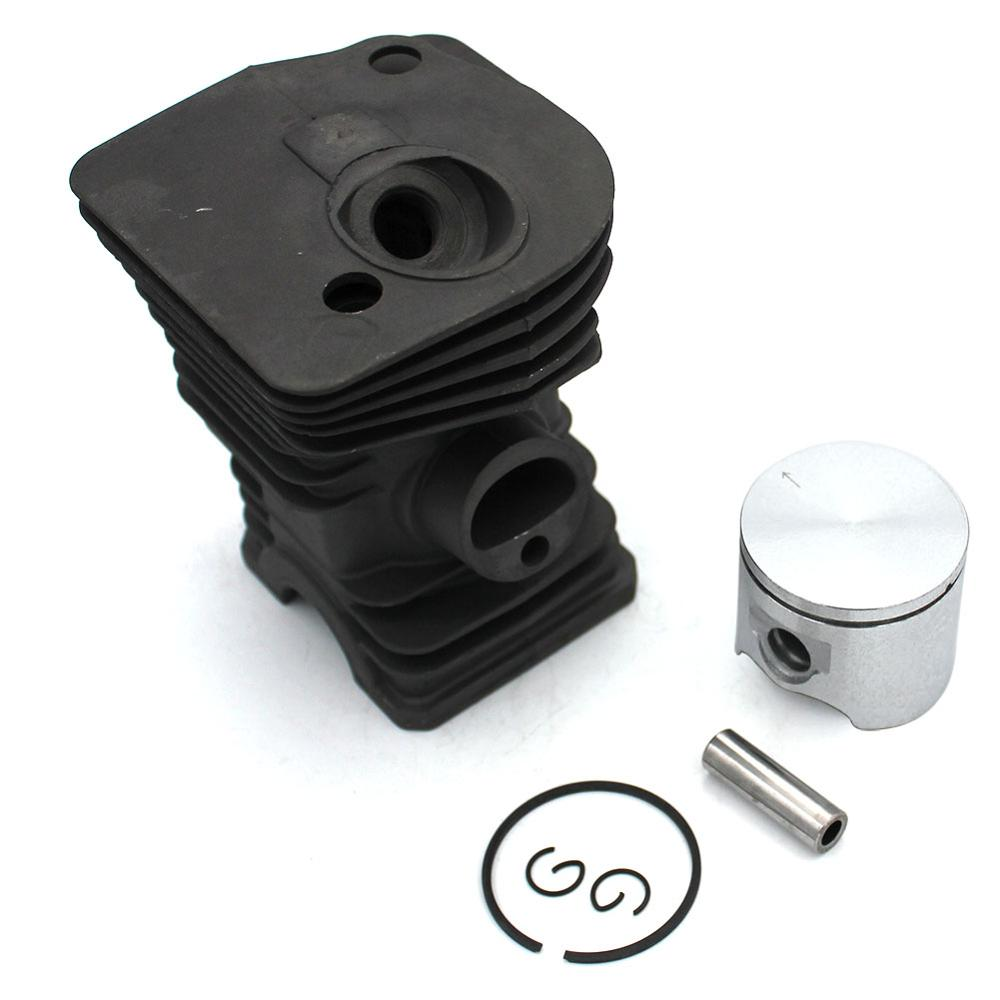home improvement : 44mm Air Cylinder Piston Gasket Kit For Husqvarna 350 346 351 353 346XP Chainsaw