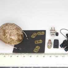 Navy-Seal Helmet 12''figures 1/6-Scale Device-Models Bodies-Accessories Night-Vision