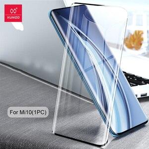 Image 5 - XUNDD di Vetro Per Xiaomi Mi 10 Pro Protezione Dello Schermo di Vetro Antiurto 9H Temperato Trasparente Pellicola Protettiva Per Xiaomi Mi 10 Pellicola di vetro