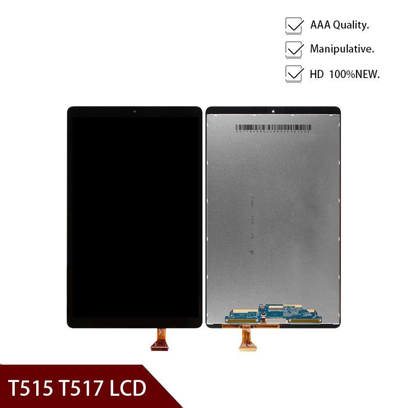 High Quality For Samsung Galaxy Tab A 2019 SM-T510 T515 T517 LCD Display Touch Screen Digitizer Assembly + Free Tools