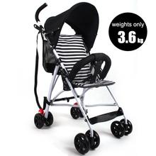 Ultra-light folding baby shock absorber baby light trolley yoya stroller in four wheels stroller FREE SHIPPING