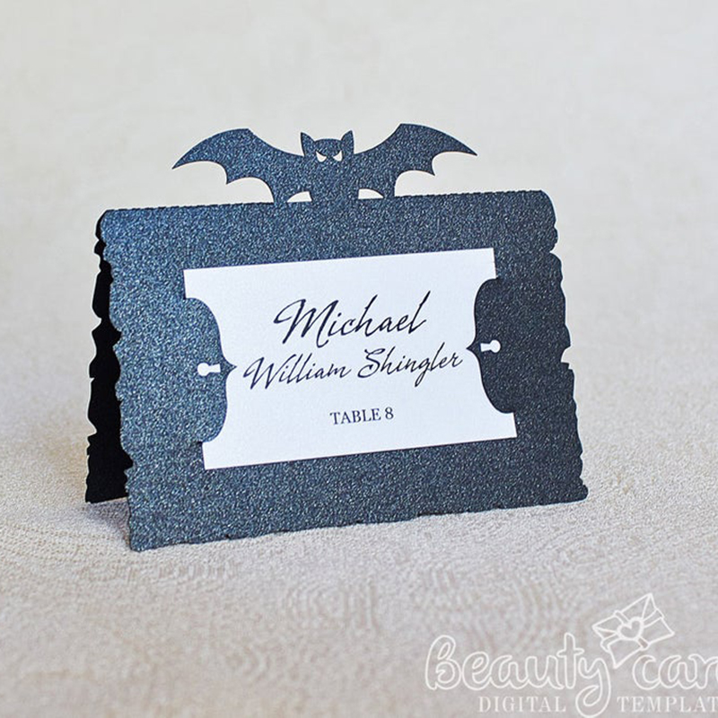 Happy Halloween Metal cutting Dies new 2018 bat Scrapbooking Craft dies Cut For Paper Card making Stamp and dies Embossing in Cutting Dies from Home Garden