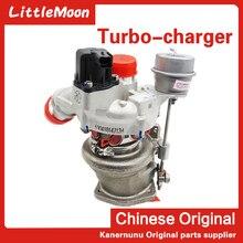 0375N7 LittleMoon Original brand new turbocharger para Peugeot 206 307 2008 308 408 508 3008 5008 Citroen C3 C4 C5 DS3 DS4 DS5