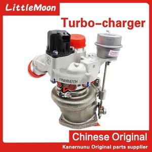 Image 1 - LittleMoon Original brand new turbocharger 0375N7 for Peugeot 206 307 2008 308 408 508 3008 5008 Citroen C3 C4 C5 DS3 DS4 DS5