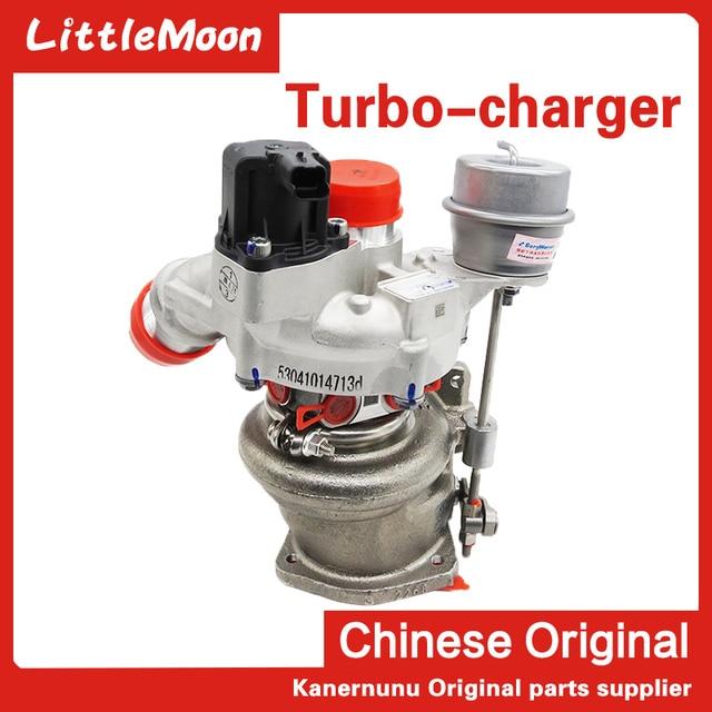 LittleMoon Original brand new turbocharger 0375N7 for Peugeot 206 307 2008 308 408 508 3008 5008 Citroen C3 C4 C5 DS3 DS4 DS5