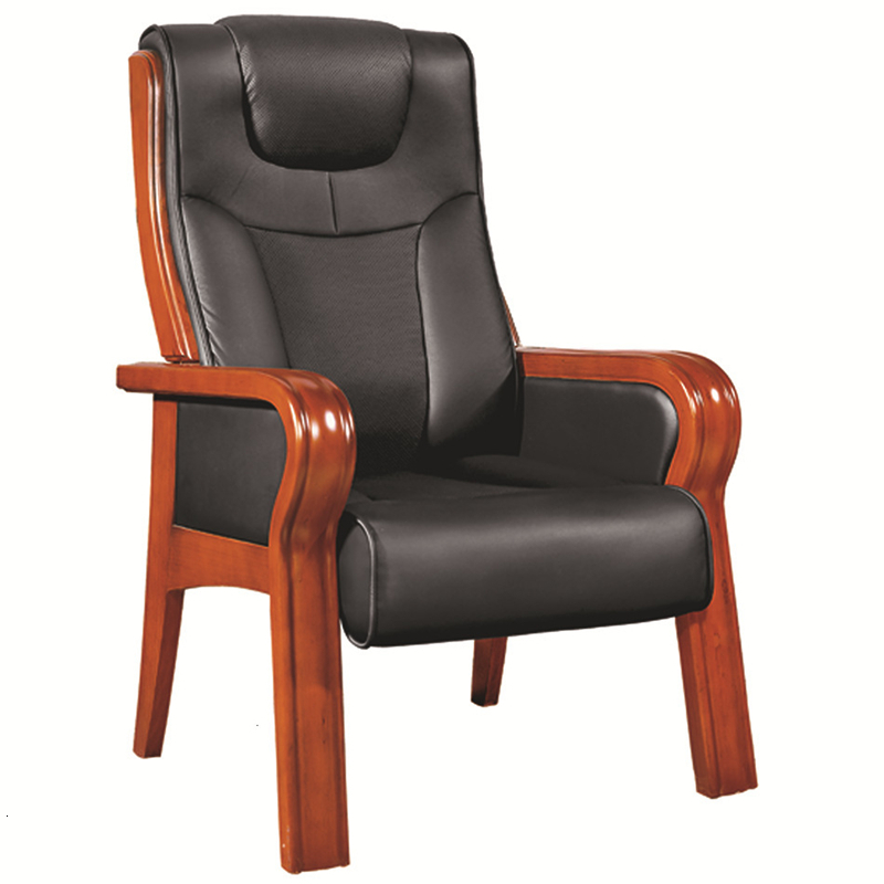 Chair Solid Wood To Work In An Office Chair Four Foot Bring Handrail Wooden Chair Mahjong Chess Chair Solid Wood Dining Chair