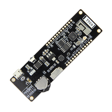 TTGO ESP32 WiFi Bluetooth 18650 soporte de batería módulo asiento 2A fusible 4 MB SPI Flash Psram