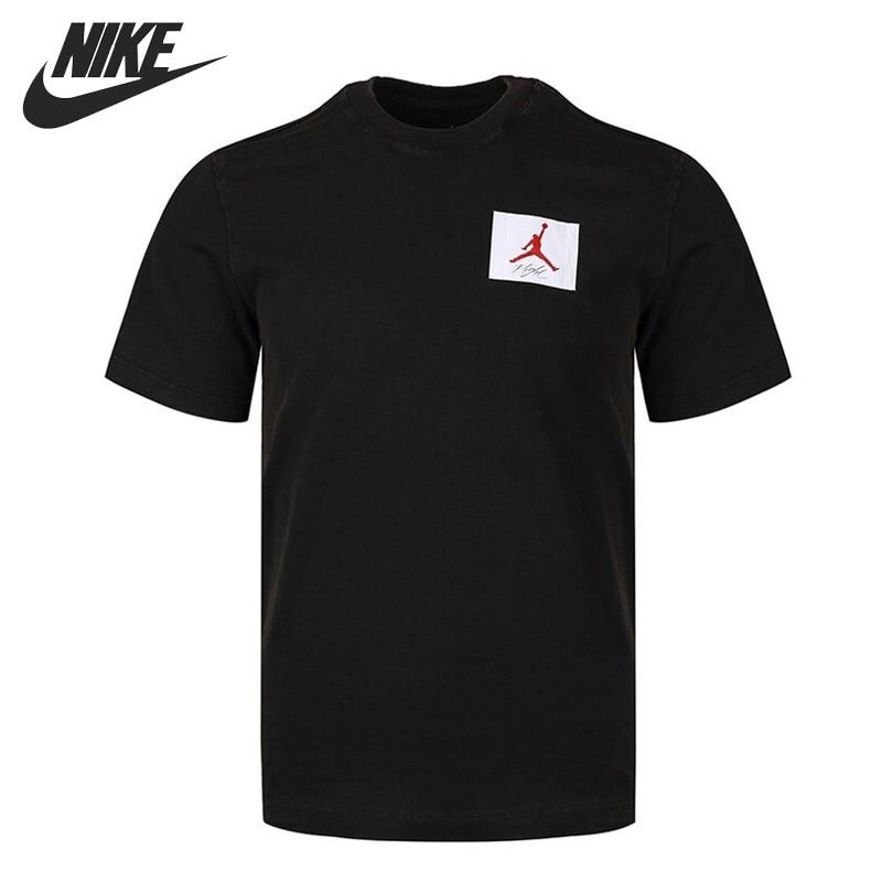 Original New Arrival  NIKE AS  FLIGHT ESSENTIALS SS CR Men's T-shirts short sleeve Sportswear