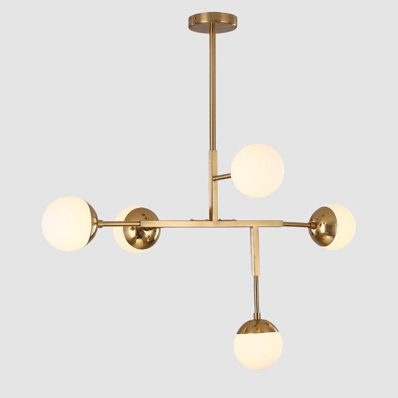 Europe Modern Creative Concise Style Glass Pendant Light Glass Bubbles Study Livingroom Restaurant Cafe Decoration Lamp