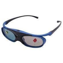 Rechargeable DLP Link 3D Glasses Active Shutter Eyewear for Xgimi Z3/Z4/Z6/H1/H2 Nuts G1/P2 BenQ Acer & DLP LINK Projector