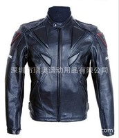 Motorbike racing suit knight riding leather jacket cycling jerseys from the clothes