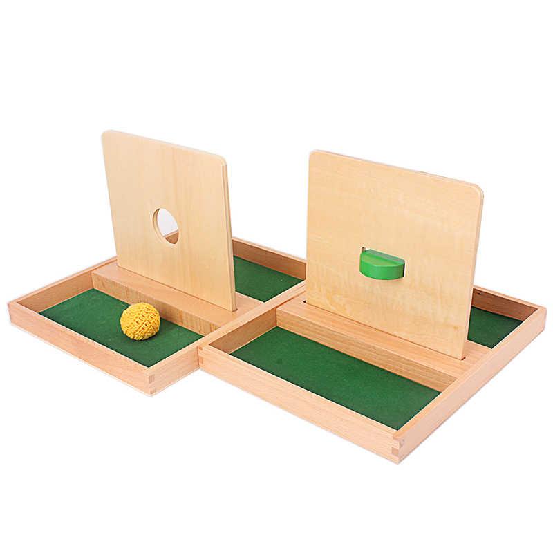 Brinquedos sensorial montessori, caixa imbucare com caixa, moeda, madeira, discos verticais, básicos e habilidades de vida, brinquedos, mão e pés localizadores