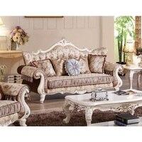 Victorian classic sofa sets designs pictures living room furniture of turkey sofa set ensembles de canapé en tissu WA545