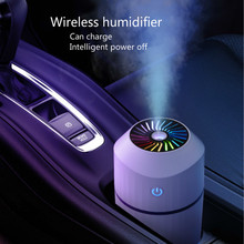 Auto Luftbefeuchter Zerstäubung Maschine Erhöhen Parfüm Usb Desktop Verwenden Wasser Mini Tragbare Luft Zu Reinigen Befeuchtung
