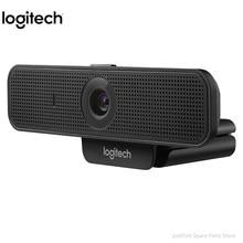 Logitech C925E Webcam HD Webcam USB videocamera 1080P Webcam Full HD videocamera per Computer videocamera professionale di bellezza