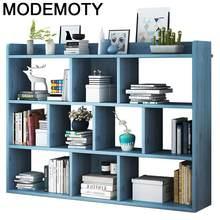 Bureau dekoration bois oficina decoraçao de maison estanteria madera decoração para casa biblioteca retro mobiliário livro prateleira caso