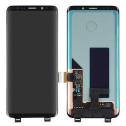 Оригинальный супер Amoled ЖК-дисплей для Samsung Galaxy S9 G960F G960 ЖК-дисплей сенсорный экран дигитайзер дефект с точечной точкой