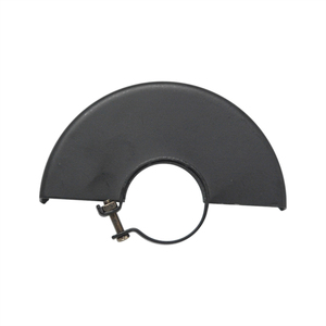 Image 4 - Black Cutting Machine Base Metal Wheel Guard Safety Protector Cover for 125 Angle Grinder