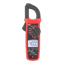 UNI-T UT201 + 400A digital clamp meter Hohe Präzision Multimeter AC DC Strom Amperímetro Tester Clamp Multimeter