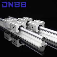 SBR12 linear guide 12mm length 300mm 400mm 500mm 600mm 700mm 800mm 1000mm linear rail with SBR12UU linear block for cnc part